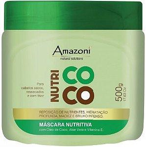 MÁSCARA NUTRITIVA AMAZONÍ NUTRI COCO 500 GR