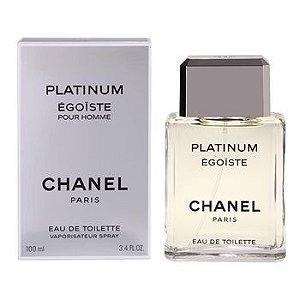 Chanel - Platinum Egoiste Masculino Eau de Toilette