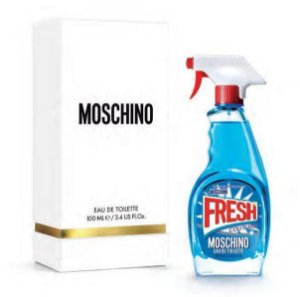 Fresh Couture Eau de Toilette Feminino - Moschino