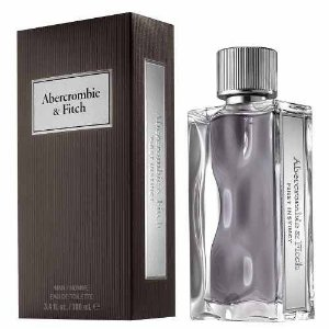First Instinct Abercrombie & Fitch - Perfume Masculino - Eau de Toilette