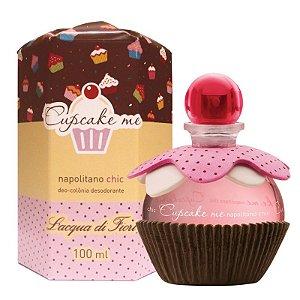 Cupcake Me Napolitano Chic Deo-Colônia 100ml
