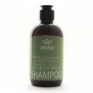 Shampoo Essence Extra Brilho Aloha Life (link na descrição)