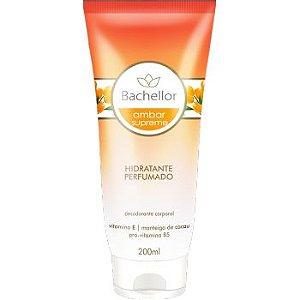 Hidratante corporal perfumado Bachellor 200ml