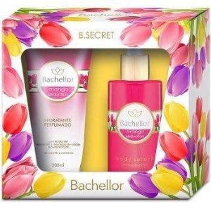 Kit Mango Seduction Hidratante perfumado e Body Splash - Bachellor