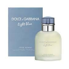 Light Blue Pour Homme Masculino Eau de Toilette - Dolce & Gabbana