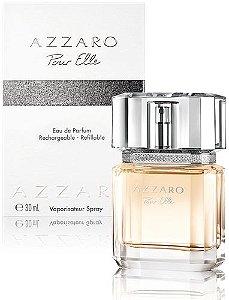 Azzaro Pour Elle Feminino Eau de Parfum Rechargeable Azzaro