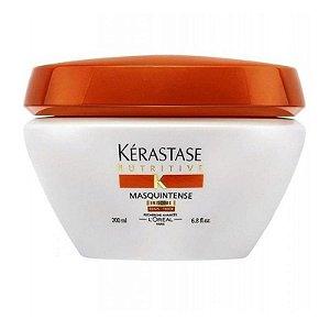Nutritive Masquintense Cabelos Grossos Máscara de Tratamento 200ml Kérastase