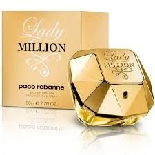 Lady Million EDP 80 ml Paco Rabanne