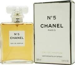 Chanel N5 Eau de Parfum Feminino 100ml