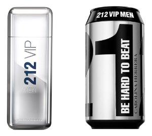 212 Vip Men Sport Collector Edition Be Hard to Beat Carolina Herrera Eau de Toilette