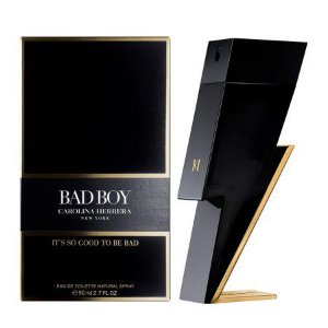 Bad Boy Carolina Herrera Eau de Toilette - Perfume Masculino 100ml