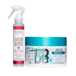 Kit Bbtox Definitive + Vinagre Selante - Phinna