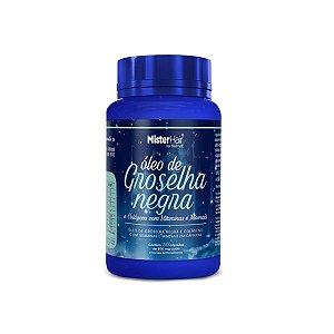 Óleo de Groselha Negra e Colágeno com Vitaminas e Minerais - 30 capsulas