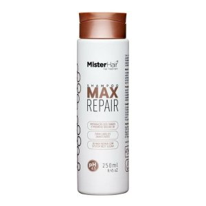 Shampoo Max Repair Reconstrutor - Mister Hair - 250ml