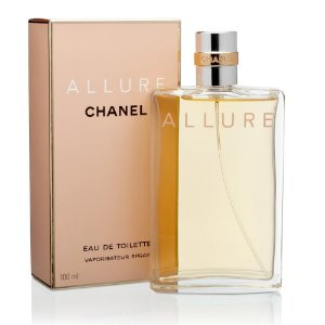 Chanel Allure Eau de Toilette Feminino Chanel
