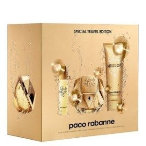 Kit Lady Million - Perfume 80ml + Body Lotion + miniatura