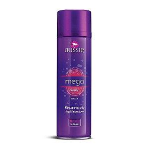 Aussie - Mega Hairspray Fixador Finalizador 396g - Flexible