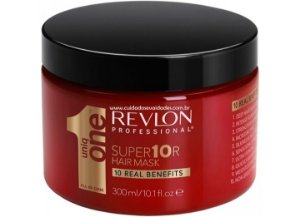 Revlon - Máscara Uniq One Super 10r Hair Mask 300ml