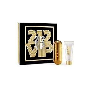 Carolina Herrera - Kit 212 Vip Feminino Eau de Parfum 80ml + Creme Corporal 100ml