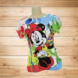 T-Shirt - Vestido, Adulto - Infantil - Feminino - Tal Mãe Tal Filha Cód.  4665