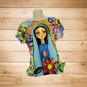 T-Shirt - Vestido, Adulto - Infantil - Feminino - Tal Mãe Tal Filha Cód.  4678