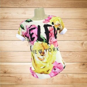 T-Shirt modelo Babylook Cód.  4679