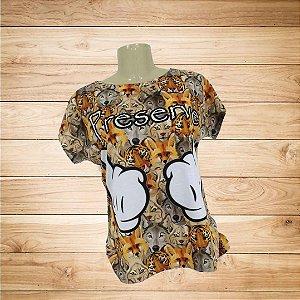 T-Shirt - Vestido, Adulto - Infantil - Feminino - Tal Mãe Tal Filha Cód.  4682