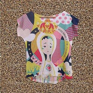 T-Shirt - Vestido, Adulto - Infantil - Feminino - Tal Mãe Tal Filha Cód.  4498