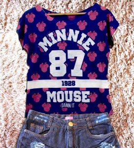 T-Shirt - Vestido, Adulto - Infantil - Feminino - Tal Mãe Tal Filha Cód.  2621