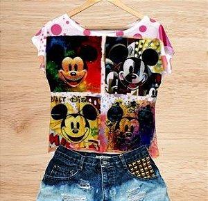 T-Shirt - Vestido, Adulto - Infantil - Feminino - Tal Mãe Tal Filha Cód.  3595