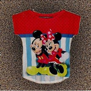 T-Shirt - Vestido, Adulto - Infantil - Feminino - Tal Mãe Tal Filha Cód.  3784
