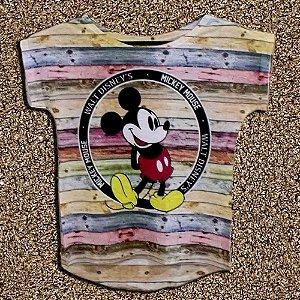 T-Shirt - Vestido, Adulto - Infantil - Feminino - Tal Mãe Tal Filha Cód.  4212