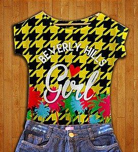 T-Shirt modelo Babylook Cód.  3213
