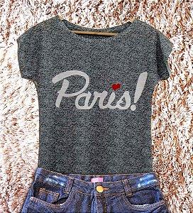 T-Shirt modelo Babylook Cód.  2889