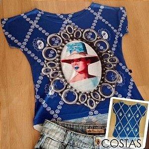 T-Shirt - Vestido, Adulto - Infantil - Feminino - Tal Mãe Tal Filha Cód.  2266