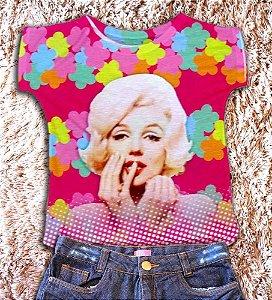 T-Shirt - Vestido, Adulto - Infantil - Feminino - Tal Mãe Tal Filha Cód.  2429