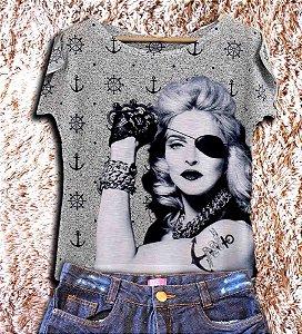 T-Shirt - Vestido, Adulto - Infantil - Feminino - Tal Mãe Tal Filha Cód.  2840