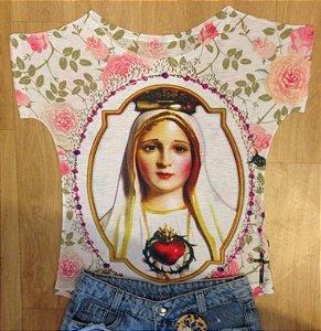 T-Shirt - Vestido, Adulto - Infantil - Feminino - Tal Mãe Tal Filha Cód.  R014