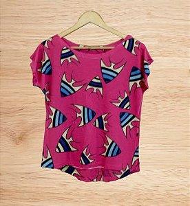 T-Shirt - Vestido, Adulto - Infantil - Feminino - Tal Mãe Tal Filha Cód.  3624