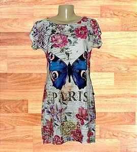 T-Shirt - Vestido, Adulto - Infantil - Feminino - Tal Mãe Tal Filha Cód.  3728
