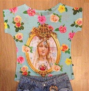 T-Shirt - Vestido, Adulto - Infantil - Feminino - Tal Mãe Tal Filha Cód.  R027