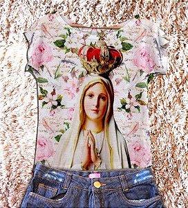 T-Shirt - Vestido, Adulto - Infantil - Feminino - Tal Mãe Tal Filha Cód.  R2939