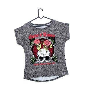 T-Shirt - Vestido, Adulto - Infantil - Feminino - Tal Mãe Tal Filha Cód. 5064
