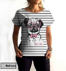 T-Shirt - Vestido, Adulto - Infantil - Feminino - Tal Mãe Tal Filha Cód. 5552