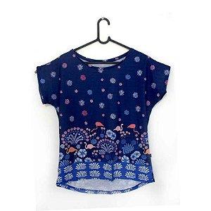 T-Shirt - Vestido, Adulto - Infantil - Feminino - Tal Mãe Tal Filha Cód. 5169-2