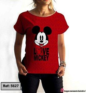 T-Shirt modelo Babylook Cód. 5627
