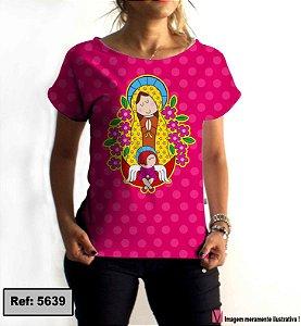 T-Shirt - Vestido, Adulto - Infantil - Feminino - Tal Mãe Tal Filha Cód. 5639