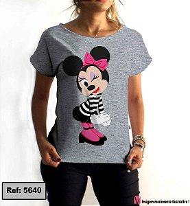 T-Shirt modelo Babylook Cód. 5640