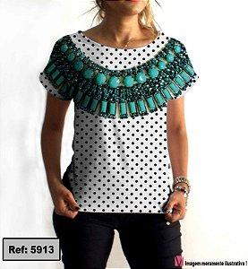 T-Shirt - Vestido, Adulto - Infantil - Feminino - Tal Mãe Tal Filha Cód. 5913