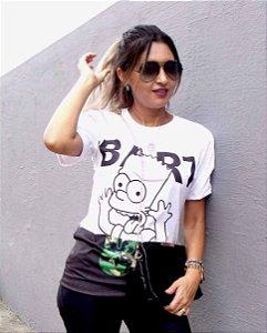 T-Shirt modelo Babylook Cód. 5028